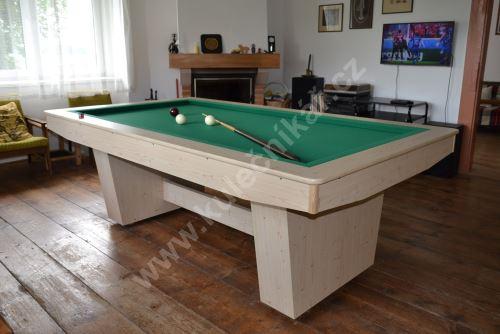 Kulečník karambol TREND - karambolový stůl