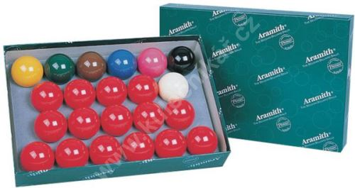 Snookerové koule Aramith Premier