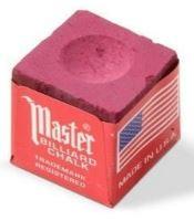 Chalk for billiard MASTER Chalk, green