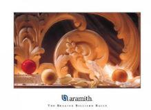 Aramith Billiard poster, Carom ball paradise