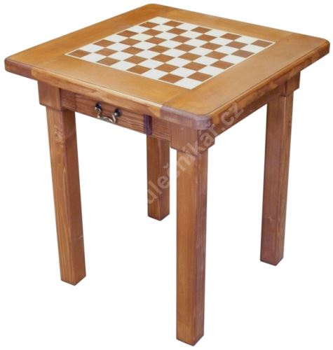 Šachový stolek TEAM