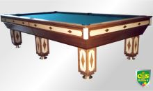 Billiards EXCELLENT DE LUXE Pool 9 feet