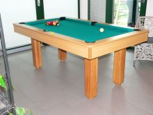 Snooker pool billiards BILL five feet, slate board
