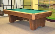Billiards Pool CLUB MASTER 8 ft. 3-shale