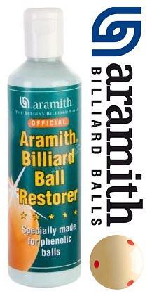 Cleaner Aramith billiard balls RESTORER
