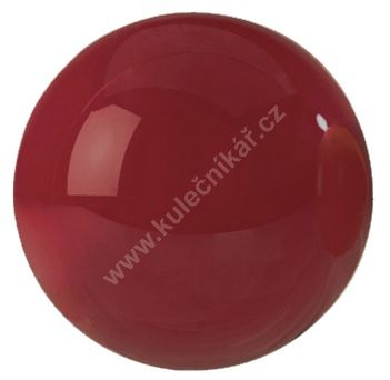 Tmavě červená koule 68mm TOURNAMENT 68 mm