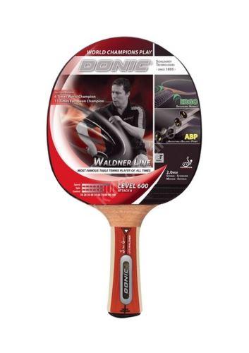 Pálka na stolní tenis DONIC Waldner 600, konkávní