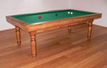 Amateur billiards carom 160, slate board