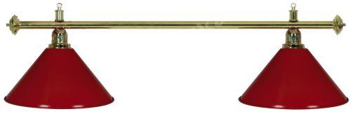 Kulečníková lampa Gold Elegant 2