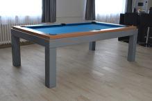Kulečník NEW AGE Pool billiard 7,5 FT- jídelní stůl