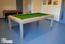 Kulečník NEW AGE Pool billiard 7 FT- jídelní stůl