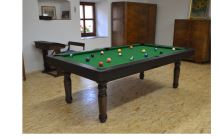 Amateur snooker pool billiards 7.5 feet, slate board