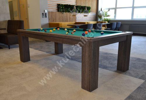 Pool billiard COMPACT DINNER - dining table