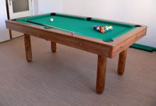 Snooker pool billiards KID 4 feet, slate board