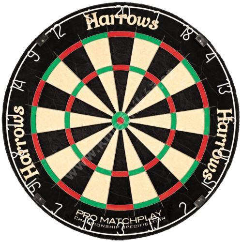 Terč sisálový Harrows Pro Matchplay