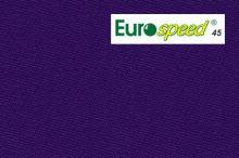 Plátno pool EUROSPEED 45 Violet, kulečníkové sukno