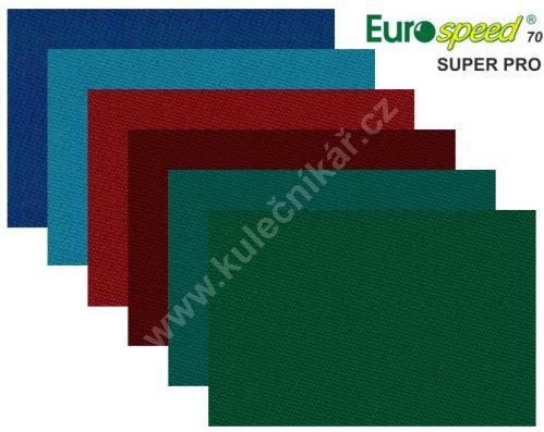 Poolové sukno EUROSPEED 70 SUPER PRO, 165cm