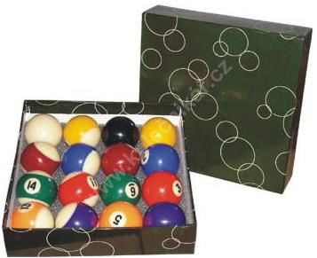 Pool balls Standard TW - 50.8 mm