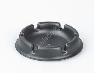 Popelník - stolní fotbaly, Černý