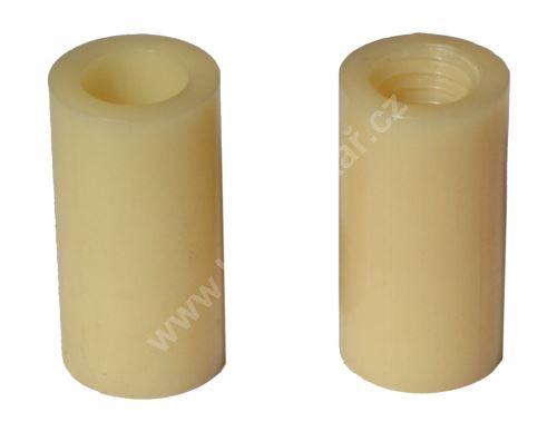 Kostice šroubovací UH průměr 13 mm, plastový závit