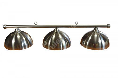 Kulečníková lampa Elegant Retro 3, Silver