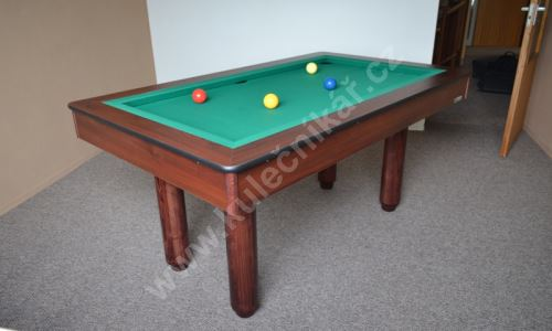 Carom Billiards KID, laminated playing surface