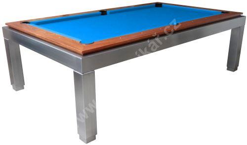 Kulečník pool billiard NEOS, nerez