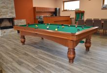 PHOENIX Billiards Pool 9 feet 4 feet