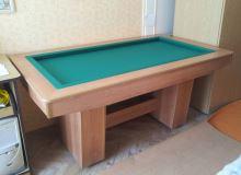 Kulečník karambol TREND 140 - karambolový stůl