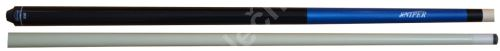 Cue-piece short SNIPER 132 cm, blue