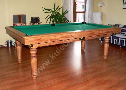 Snooker pool billiards Amateur, laminated game board