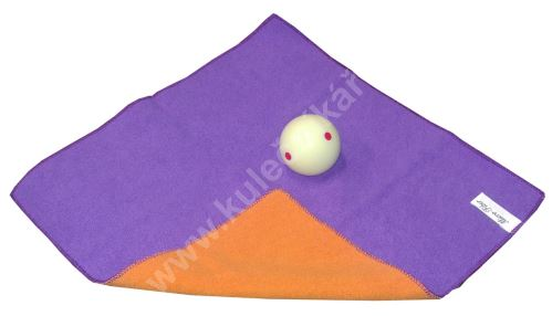 Cleaning cloth ball - Micro Fiber - purple