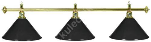 Kulečníková lampa Gold Elegant 3