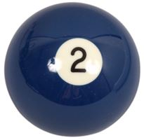 Spare ball pool single standard 2 - diameter 57.2 mm