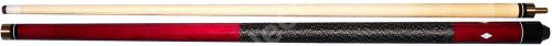 Universal Cues Pool Cue - Red Diamond