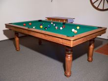 Billiards Pool Amater 7 feet, laminated board