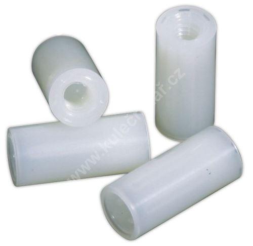 Kostice šroubovací UH průměr 12 mm, plastový závit