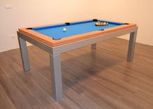 Kulečník NEW AGE Pool billiard 5 FT- jídelní stůl