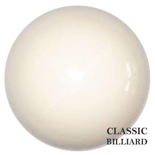 Bílá koule BCB 57,2 mm, pool biliard