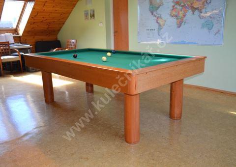 Kulečník karambol GALANT - karambolový stůl