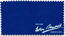 Kulečníkové poolové sukno SIMONIS 760 R/B, 195 cm