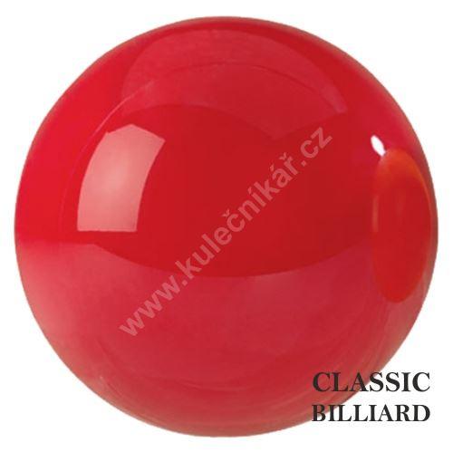 Spare karambolová BCB red balls 61.5 mm