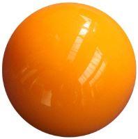 Koule Snooker 52,4 mm, yellow