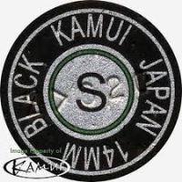 Vrstvená lepící kůže KAMUI Black 14 mm, Soft