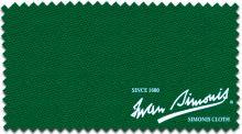 Kulečníkové poolové sukno SIMONIS 760 Y/G, 195 cm