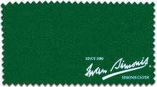 Kulečníkové poolové sukno SIMONIS 860 Y/G, 198cm