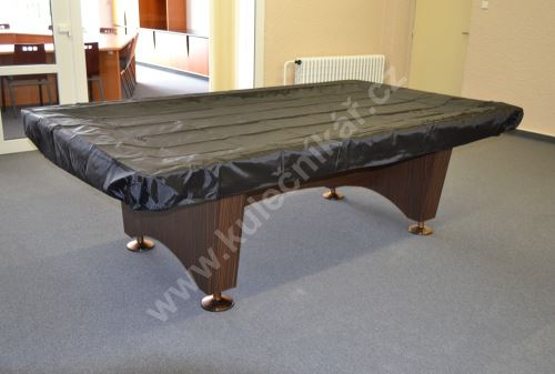 Covering the protective cover on the pool table 7 ft (PVC) in table 6 feet