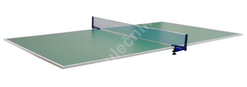 Cover ping pong table, green, table tennis