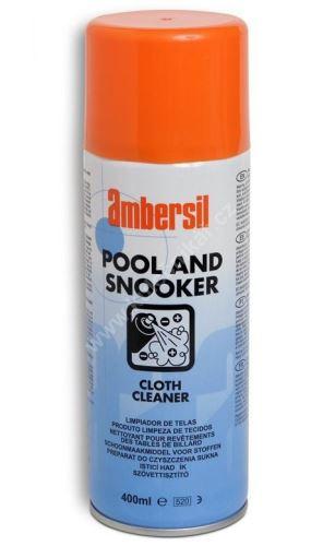 Spray na čištění kulečníkového sukna Ambersil