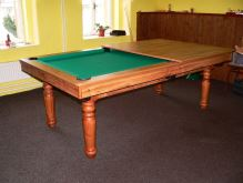 Cover plate for snooker 6.5 feet 190x95cm LAMINO